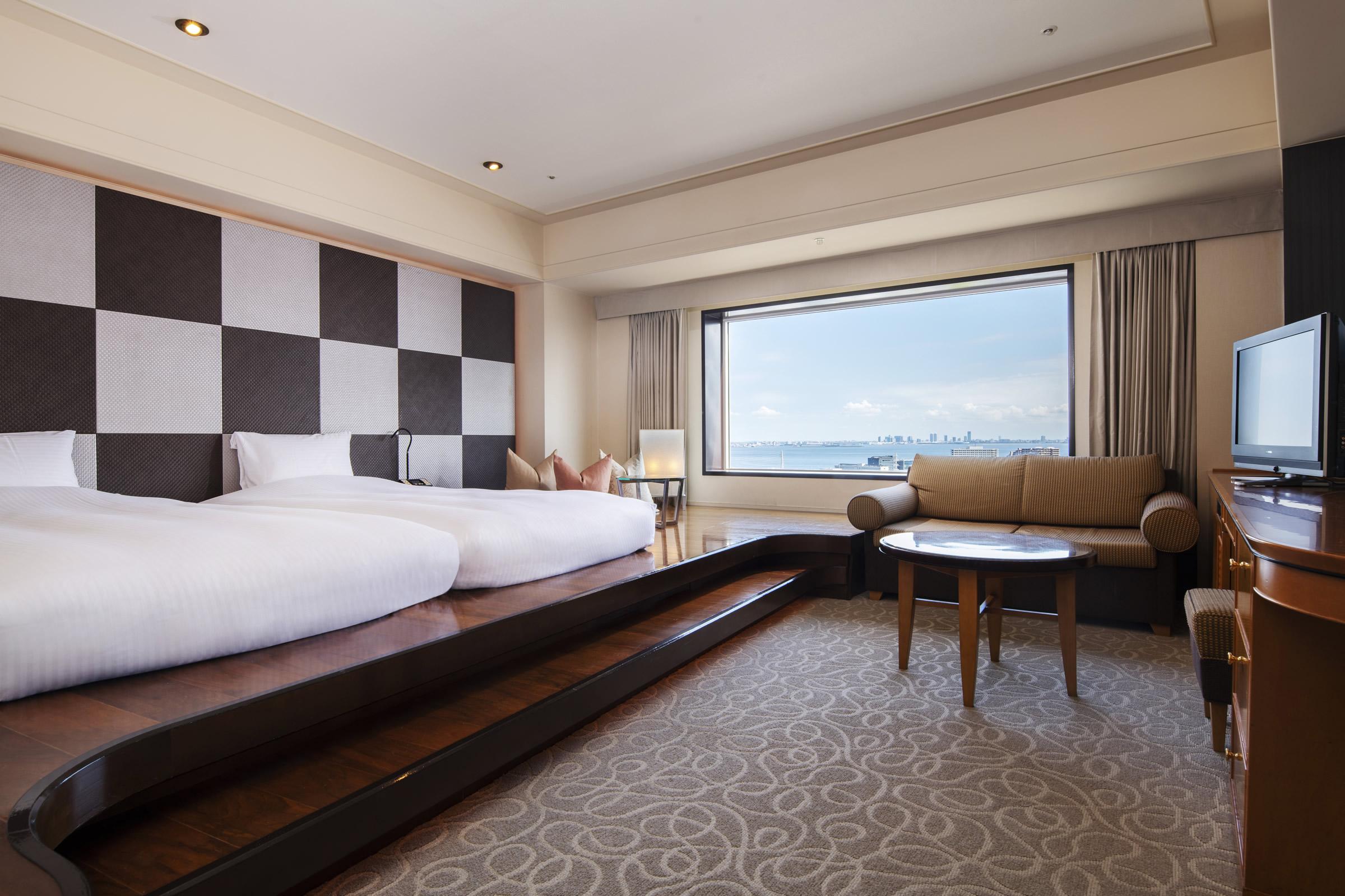浦安ブライトンホテルの部屋